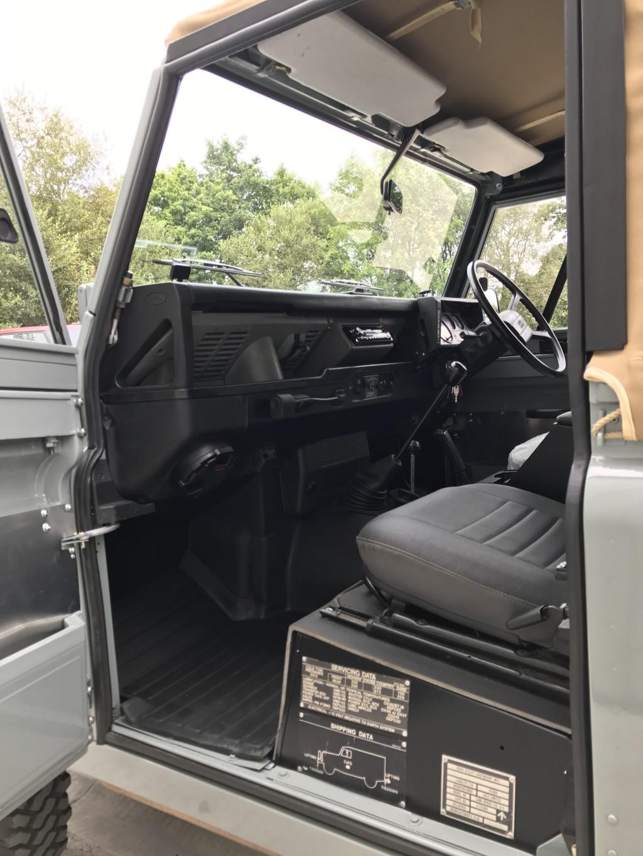 Perenti Land Rover Respray And Trim Devon 4x4