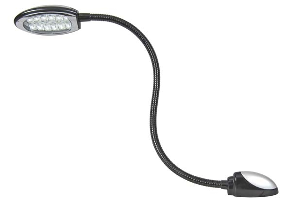 durite led map reading light 12v - devon 4x4
