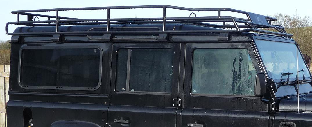 Defender 110 Expedition Roof Rack Vpldr0064 Devon 4x4