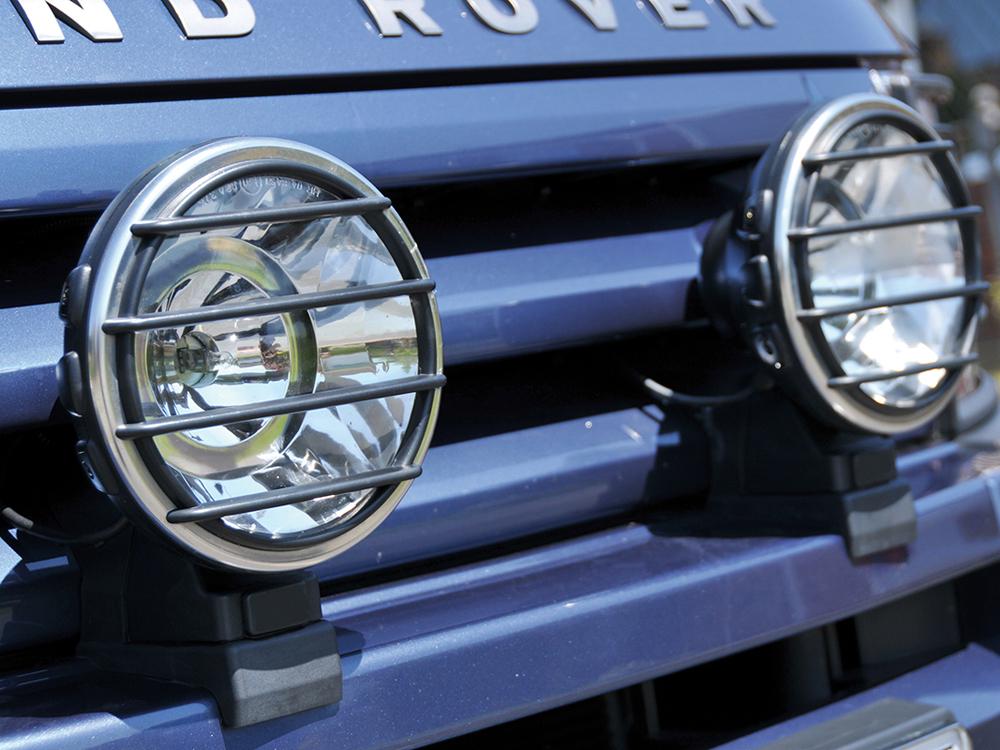 Discovery 3 Driving Light Set Pair Xqb500080 Devon 4x4