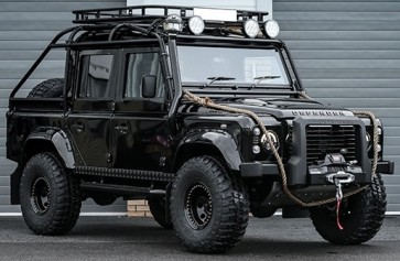 D44 Defender Clubman High Wing Bumper - Zeon Air Con Standard