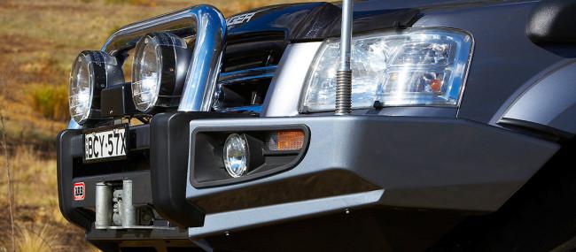 Arb Sahara Bumper Ford Ranger Bt50 07 09 Devon 4x4 3940010