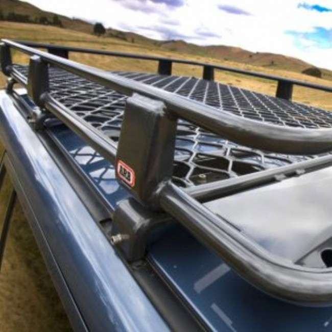 ARB Deluxe Alloy Roof Rack With Mesh 1790x1120mm. Prev