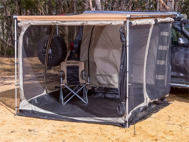 Arb 2 5m Wide X 2 5m Deluxe Awning Room With Floor Devon