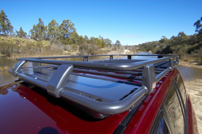 ARB Deluxe Steel Roof Rack 1790x1120mm