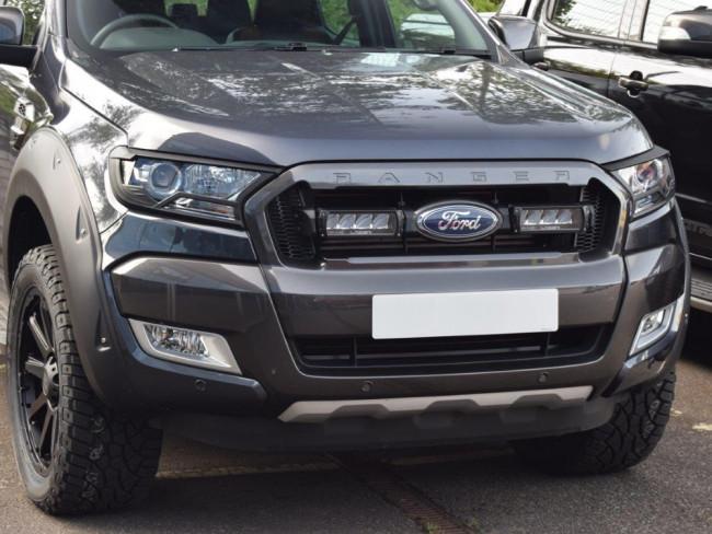 lazer grille mount kit - ford ranger 2016 on