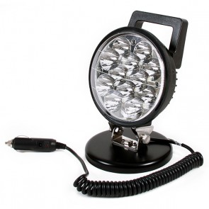 Durite LED Work Lamp with Handle 12/24V Magnetic Base