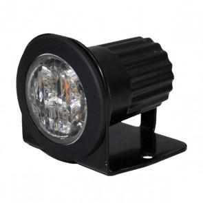 Durite LED Amber Warning Light – 12/24V