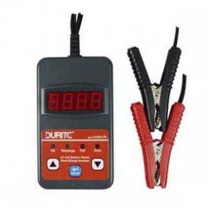 Battery Tester with Start/Charge Analyzer 12 volt