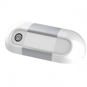 Durite Banksman Lamp Touch LED White IP67 ECE R10 12/24V L 205 x W 60 x D 34mm