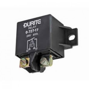12V Heavy Duty Make/Break Relay - 75A