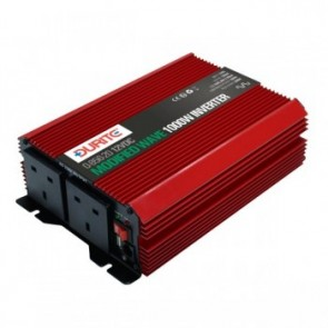 Durite Modified Wave Voltage Inverter 12 Volts DC To 230 Volts AC 1000 Watts