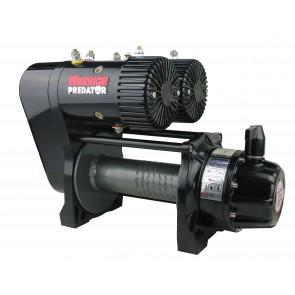 Warrior Predator 10,000lb Dual Motor Electric Winch 12V (No Rope / Fairlead)