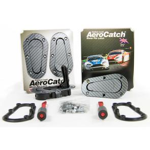 Aerocatch Bonnet Catch Kit - Carbon