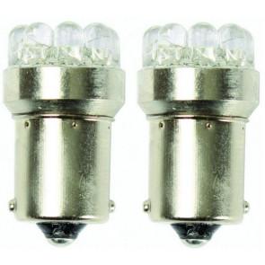 Sidelight Bulb 207 12v LED Pack Of 2