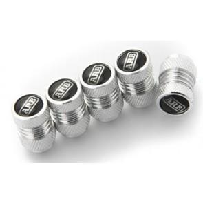ARB Valve Cap Set - Silver