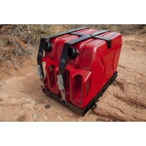 ARB Roof Rack Double Jerry Can Holder