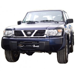 AFN Nissan Patrol Y61 Winch Mount