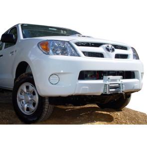 AFN Hidden Winch Mount - Toyota Hilux 2005 - 2013