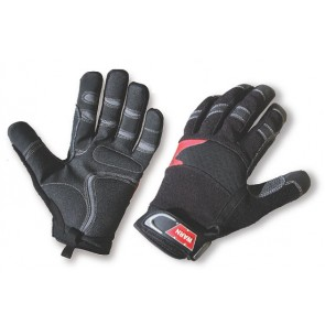 Warn Winching Gloves - Large