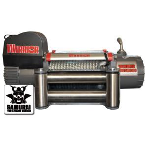 Warrior S9500 Samurai High Speed Winch 24v
