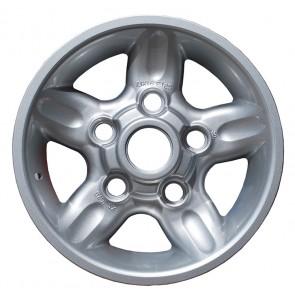 "ANR3631MNH Defender 16x7"" Deep Dish Alloy Wheel"