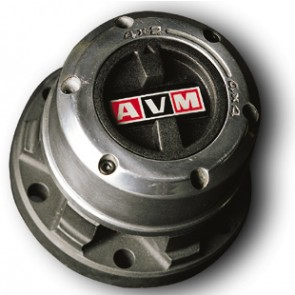 AVM Free Wheel Hub Set - Dodge D-50