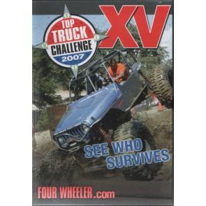 Top Truck Challenge DVD 2007