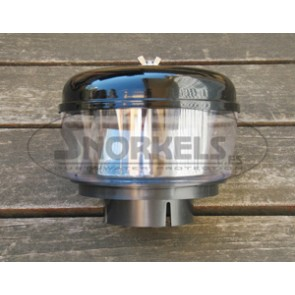 Bravo Cyclonic Snorkel Head 77mm Inlet 180mm Wide