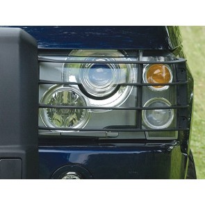 VUB001070 Front Lamp Guard Set Range Rover L322 To 6A
