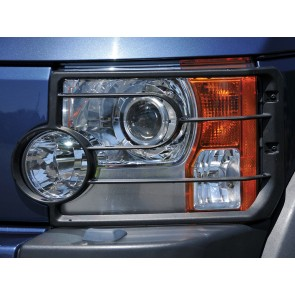 VUB501200 Front Lamp Guard Set Discovery 3