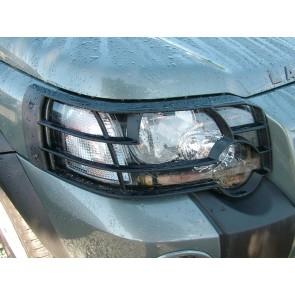 VUB501390 Front Lamp Guard Set Freelander
