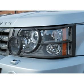 VUB501930 Front Lamp Guard Set Range Rover Sport 05 To 09