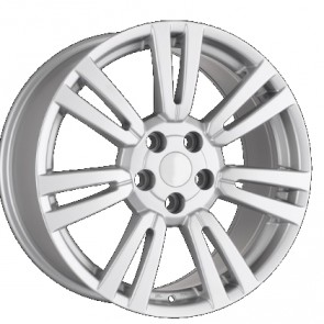 8x19 Twin Spoke Alloy Wheel 5x120 ET5
