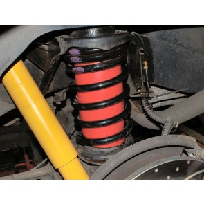 Air Lift Spring Helper Air Bag Defender 110 / 130 Rear