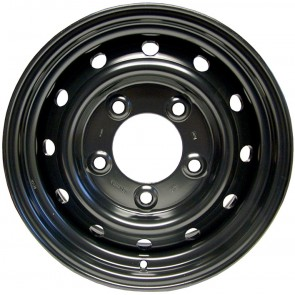 """Land Rover Wolf Style Wheel 6.5x16"""" - Primed ANR4583PM"""