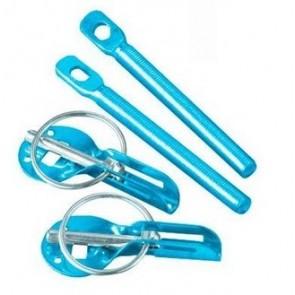 Competition Bonnet Pin Kit - Blue