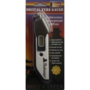 Bushranger Digital Tyre Gauge