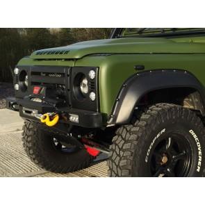 D44 Defender High Mount Bumper - Lowline Standard Lazer