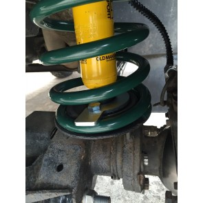 D44 Front Spring Retaining Bars