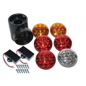 Britpart LED Rear NAS Light Upgrade Kit