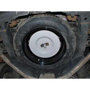 Spare Wheel Anti Theft Disc - Discovery 3 & 4 / RR Sport (Alloy Wheel)