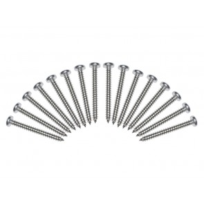 Britpart Stainless Steel Defender Light Screw Kit (From MA940005 chassis)