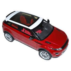 Die-cast Land Rover Range Rover Evoque Red