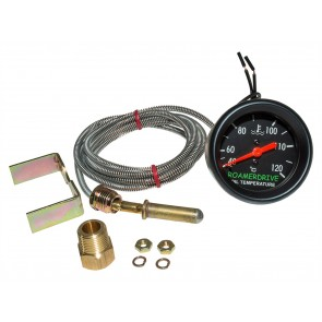 Global Roamer Oil Temperature Guage Kit