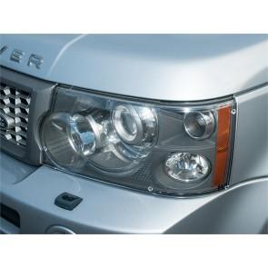 Headlight Protector Set For Range Rover Sport 2006 - 2012