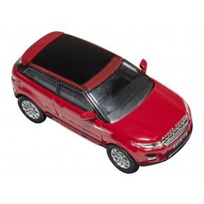 Die-cast Land Rover Range Rover Evoque Firenze Red