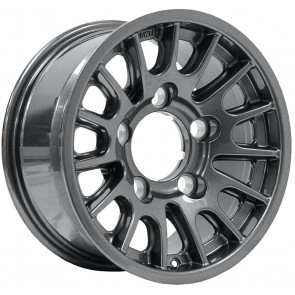 Bowler 8x16 Lightweight Wheel - Anthracite