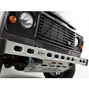 Bowler Light Weight Front Bumper - Road - Graphite