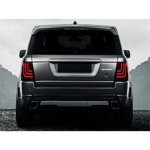 Glohh GL-3 Dynamic Tail Lights For Range Rover Sport 2005 - 2013